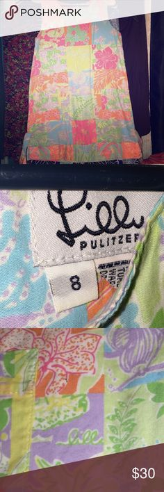 Lilli Pultizer Girls dress Shift dress for girls.   Henry worn Lilly Pulitzer Dresses Casual