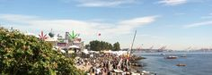 Seattle Hemp Fest – a View from the Beach