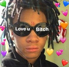 When you bored it be like Trippie Redd, Photographie Indie, Cute Rappers, Current Mood Meme, Funny Reaction Pictures, Rap Wallpaper, Love U Forever, Cute Memes, Aesthetic Images