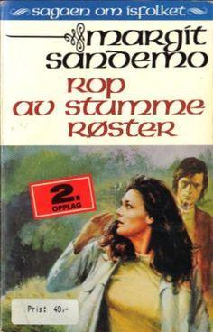 """""""Rop av stumme røster"""" av Margit Sandemo"""