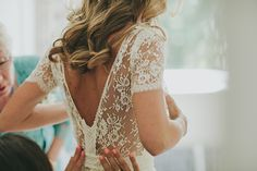 wedding photographer Emilie White Laure de Sagazan dress Lucy says I do stationery