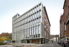 De Hoorn Leuven - 360 architecten - Gent