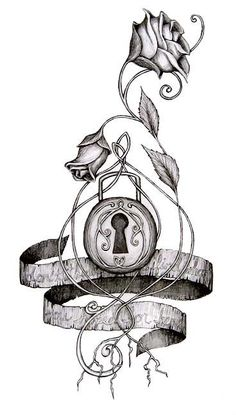 Lock Temporary Tattoo 36 Realistic And Artistic Tattoos Tat Ideas | tattoos picture realistic temporary tattoos