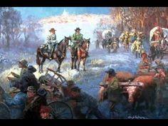 A Modern Day Exodus ~ The Mormon Trail to Utah Mormon Trail, Pioneer Day, Civil War Art, Church History, Lds Church, All Is Well, Warfare, American History, Utah