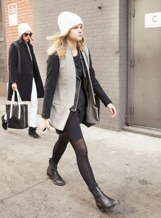 Street Style Fashion Week: The Most Exciting Fashion From Day 7 Of NYFW Fall 2014
