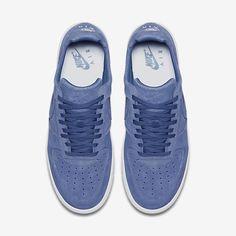 pretty nice da7c9 69d05 Chaussure Nike Air Force 1 Pas Cher Homme Ultraforce Bleu Lune Blanc Bleu  Lune