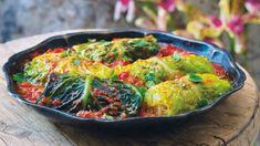 Každé jídlo v podobě závitku vzbuzuje obdiv ke kuchařce už od prvního okamžiku. Thing 1, Guacamole, Mexican, Ethnic Recipes, Food, Essen, Meals, Yemek, Mexicans