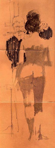 Bernie Fuchs | Abstract Figurative painter and illustrator | Tutt'Art@