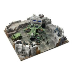 Realm of Battle Space Marine Castellum Stronghold