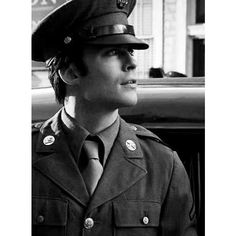 Damon Salvatore The Vampire Diaries Divas and Handsome Guys ❤ liked on Polyvore featuring home, home decor and vampire diaries