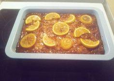 Γευστική πορτοκαλόπιτα Griddle Pan, Grapefruit, Peach, Sweet, Food, Cakes, Candy, Cake Makers, Grill Pan