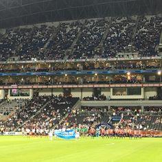 #home #Rayados #VamosRayados @estadiobbva @rayados #soccer #football