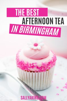 If you're visiting Birmingham, England, then afternoon tea is a luxurious way to relax and take it easy. Tuck into dainty sandwiches, scones, little cakes and maybe a glass of fizz in this most English of traditions. Here are some of the best places to indulge in Afternoon Tea in Birmingham, England Pretty Cakes, Beautiful Cakes, Red Teapot, Best Afternoon Tea, Gluten Free Scones, Palate Cleanser, Finger Sandwiches, Spoil Yourself, Little Cakes