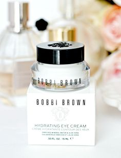 Bobbi Brown Hydrating Eye Cream Review