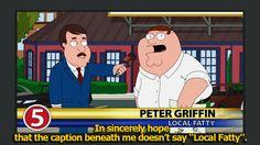 Family Guy...