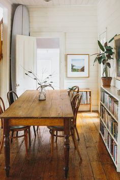 "This Year's Top Searched Design Terms on Apartment Therapy: Shiplap. Readers wanted to know ""what IS shiplap anyway?"" and ""how can I use it in MY home?"""