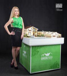 Макетная фирма Москва / Moscow architectural scale model production studio