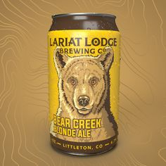 hi-five design, blonde ale beer label design, beer label, cool beer label, modern beer label, elk beer label, blonde ale beer label, blonde beer label, ipa beer label, micro brewing, micro brewery