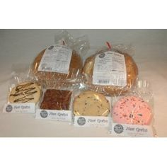 New Grains Gluten Free Sourdough and Cookie Pack (Misc.)  http://www.amazon.com/dp/B007PA4SJM/?tag=goandtalk-20  B007PA4SJM