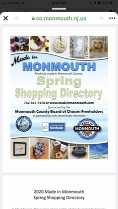 Monmouth University, Make Facebook, Monmouth County, Jersey Girl, Bare Foot Sandals, Barefoot, How To Make, Shopping