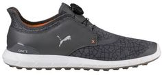 Puma 2017 Ignite Disc Extreme Golf Shoes (Smoked Pearl/Silver)