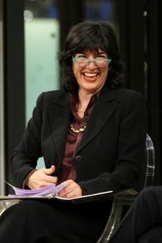 Christiane Amanpour, CBE is a British-Iranian journalist and television host. Amanpour is the Chief International Correspondent for CNN and host of CNN International's nightly interview program Amanpour
