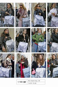 Photographer Documents 20 Years of Basic Street Style  - ELLE.com