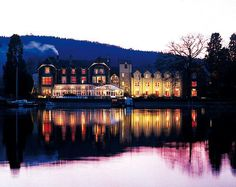 Lakeside Hotel, Lake Windermere, England - luxury hotels from Great Hotels