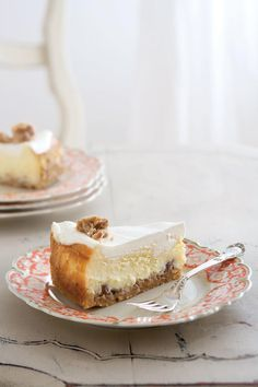 Celebrate with cheesecake this holiday season. The holidays aren't just a time for apple pie, turkey, and mashed potatoes. We're mixing up the dessert table this year with our festive and utterly delicious Holiday Cheesecake recipes. Our collection includes decadent Pumpkin-Pecan Cheesecake—a marriage of two of our favorite holiday pies finished off with a rich praline topping. For your elegant Christmas party, our Red Velvet Cheesecake-Vanilla Cake with Cream Cheese Frosting is finished…