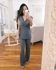 4d67aa59b7b kindred bravely nursing postpartum pajamas lounge wear Postpartum Outfits