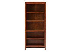 "kathy ireland Home Hanover 74"" Bookcase  #myrfstyle #sweepsentry"