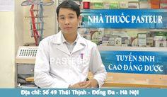 Xét tuyển học bạ vào Cao đẳng Dược chính quy năm 2017 tại Hà Nội