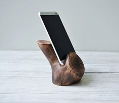 Hey, I found this really awesome Etsy listing at https://www.etsy.com/listing/462506137/iphone-stand-gift-for-men-gift-for