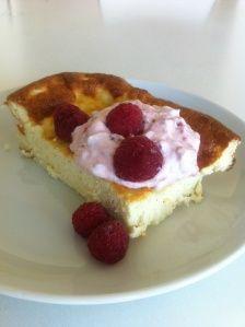 LCHF  Almond Pancake (swe)