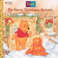 The Merry Christmas Mystery (Disney's Winnie the Pooh / Golden Look-Look Book) by Betty Birney http://smile.amazon.com/dp/0307127745/ref=cm_sw_r_pi_dp_3mAfvb019SCA2