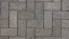 THE MARSHALLS LINK - Driveline 50 Vintage Block Paving in Charcoal