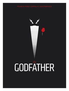 The Godfather Poster - UrbanArts