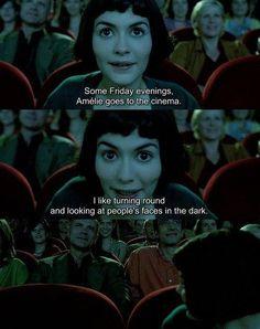 Le fabuleux destin d'Amélie Poulain #Amélie #movie #quote