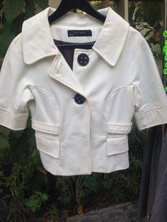 Zara Basic Jacket, Size: S, Price: 50 QAR
