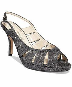 23c777df954d Caparros Karena Slingback Evening Sandals Shoes - Sandals   Flip Flops -  Macy s
