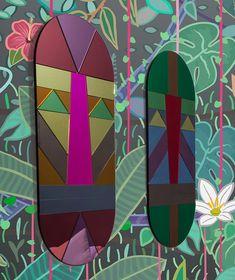 Tribal Mirror – Seletti