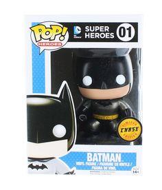 Funko Pop Heroes: DC Comics Super Heroes Batman Vinyl Figure Item for sale online Funko Pop Figures, Pop Vinyl Figures, Funko Pop Batman, Black Batman, Dc Comics Heroes, Batman Birthday, Pop Collection, Pop Heroes, Pop Dolls