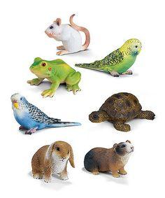 Schleich Little Pets Figurine Set Prehistoric Dinosaurs, Buy Lego, Little Pets, My Children, Plushies, Whimsical, Dinosaur Stuffed Animal, Toys, Cute