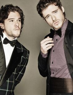 Kit Harington & Richard Madden: The sexiest men of Game of Thrones