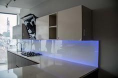 LED Illuminated Splashbacks