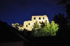 Laaber at night