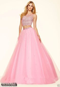 Shop for Mori Lee prom dresses at PromGirl. Short designer prom dresses, ballroom gowns, and long special occasion party dresses by Mori Lee. Two Piece Quinceanera Dresses, Neon Prom Dresses, Mori Lee Prom Dresses, Ball Dresses, Cheap Dresses, Elegant Dresses, Beautiful Dresses, Ball Gowns, Beautiful Clothes