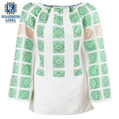 $156 Shine bright as an emerald jewel and be ready to conquer all the places you'll step foot in! Unique Vintage, Traditional, Emerald, Sweaters, How To Wear, Blouses, Bright, Beautiful, Places