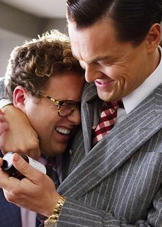 """The Wolf of Wall Street. """"His phosphorous teeth."""" One of the best lines of this film."""
