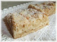sypany_jablkovy_kolac Krispie Treats, Rice Krispies, Rye Bread Recipes, Cheese, Baking, Food, Bakken, Essen, Meals